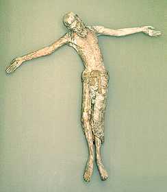 Cristo desclavado de la Cruz